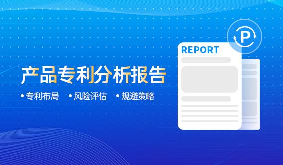 产品专利分析报告